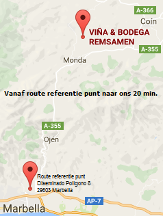 Referentie route